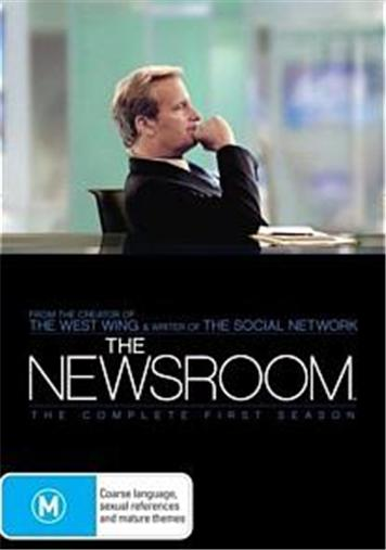 THE-NEWSROOM-TV-Series-SEASON-1-NEW-R4-DVD