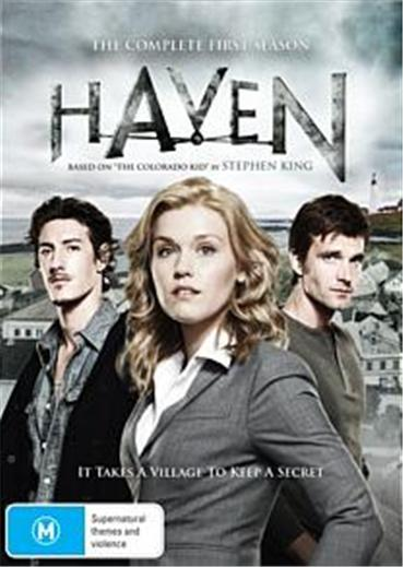 HAVEN-TV-Series-SEASON-1-NEW-R4-DVD