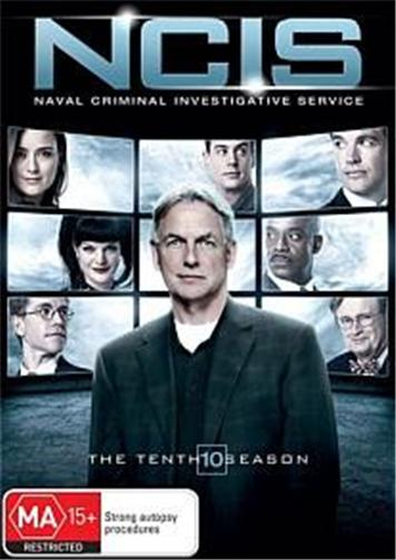 NCIS-TV-Series-SEASON-10-NEW-R4-DVD