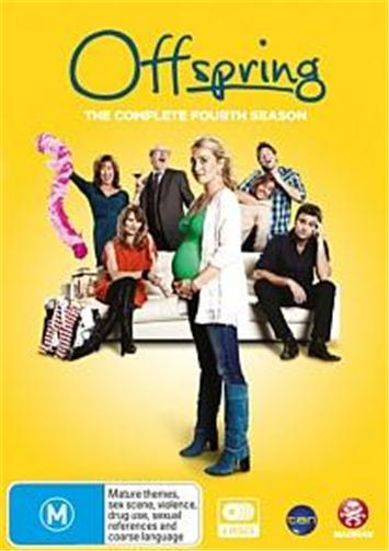 OFFSPRING-TV-Series-SEASON-4-NEW-R4-DVD