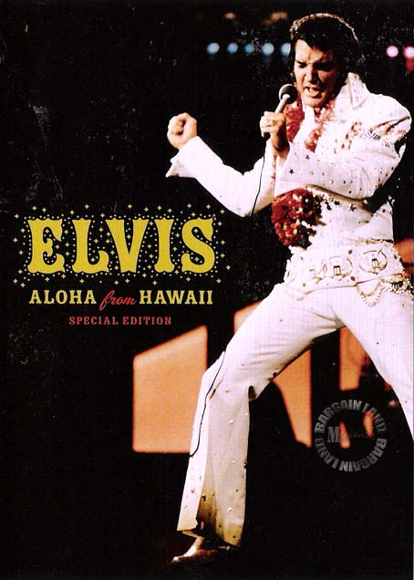 ELVIS-PRESLEY-ALOHA-FROM-HAWAII-NEW-Special-Ed-DVD