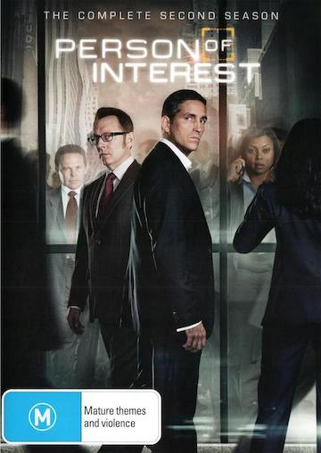 PERSON-OF-INTEREST-TV-Series-SEASON-2-NEW-R4-DVD