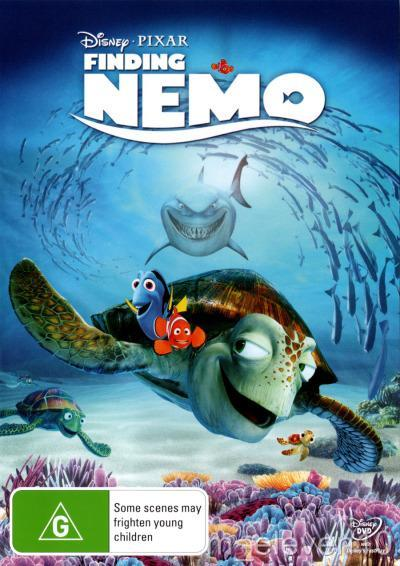 FINDING-NEMO-NEW-Disney-R4-DVD