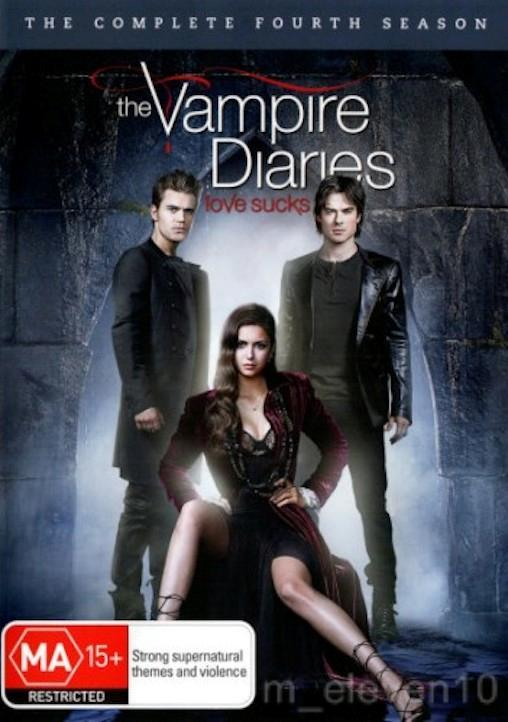 VAMPIRE-DIARIES-TV-Series-SEASON-4-NEW-R4-DVD