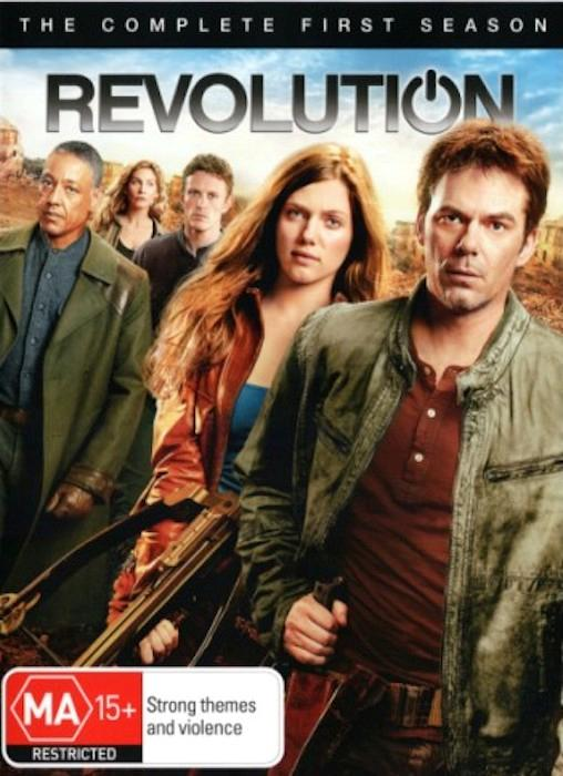 REVOLUTION-TV-Series-SEASON-1-NEW-R4-DVD