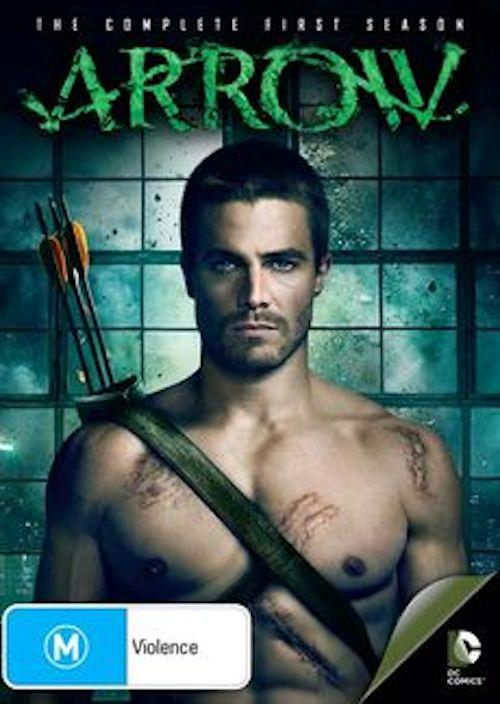 ARROW-TV-Series-SEASON-1-NEW-R4-DVD
