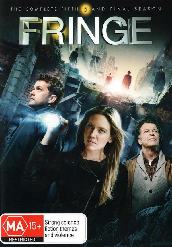 FRINGE-TV-Series-SEASON-5-NEW-R4-DVD