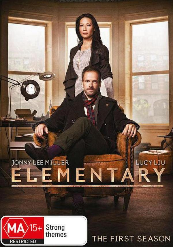 ELEMENTARY-SEASON-1-NEW-R4-DVD