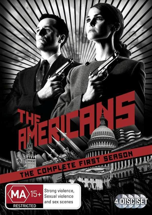 THE-AMERICANS-SEASON-1-NEW-R4-DVD