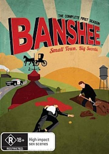 BANSHEE-TV-Series-SEASON-1-NEW-R4-DVD