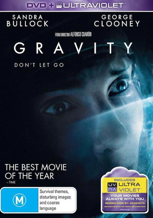 GRAVITY-NEW-R4-DVD