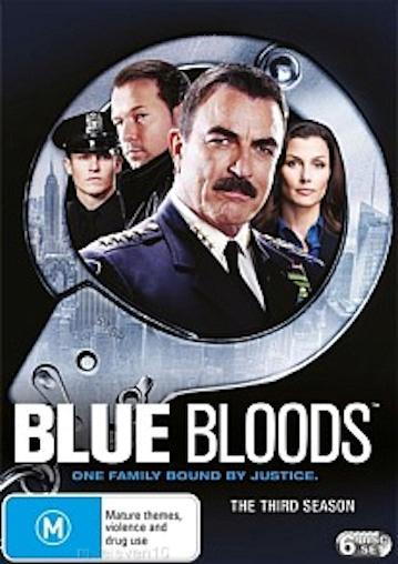 BLUE-BLOODS-TV-Series-SEASON-3-NEW-R4-DVD