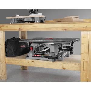 Craftsman 10 Portable Table Saw 34972 Ebay