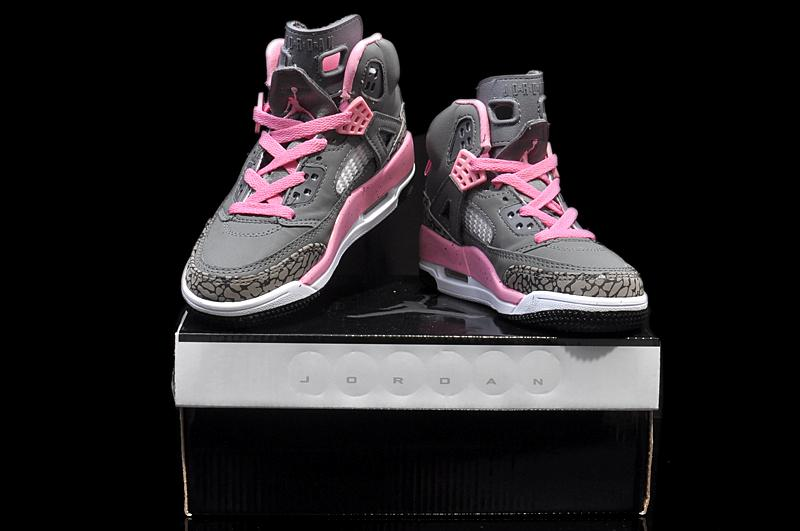 New-Retro-Spizike-Girls-Jordan-Basketball-Shoes-Size-Euro-28-35-Various-Colours