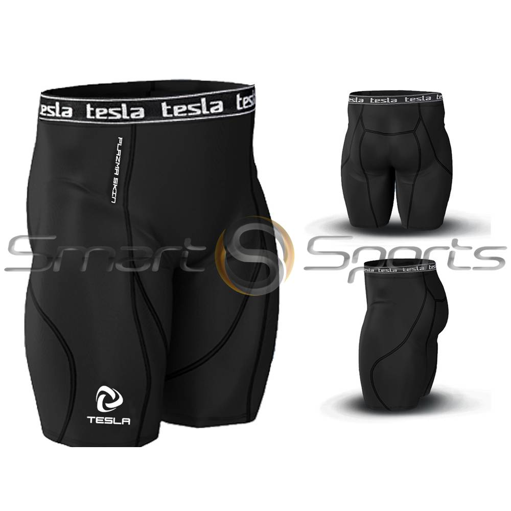 Mens Sports Compression Shorts Pants Underwear Baselayer ...