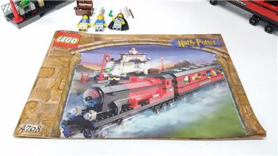 lego hogwarts express 4708 instructions