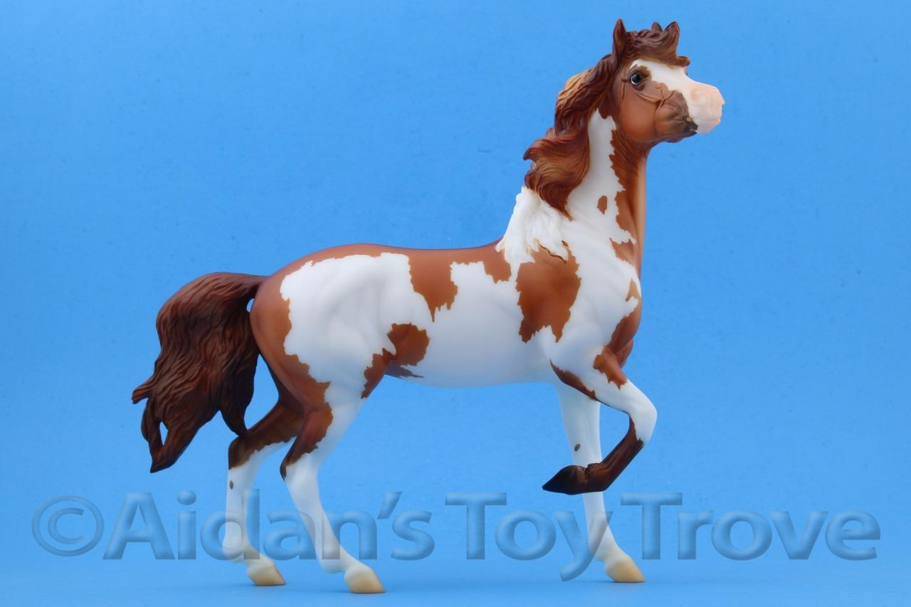 Breyer Horse Moondance Collector S Club Pinto Mustang Mare 712226 Ebay