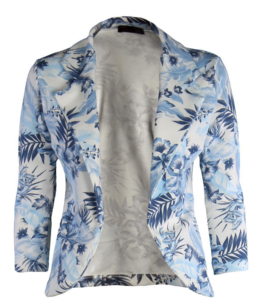 Ladies-Woman-Floral-TOWIE-Celeb-Jessica-Wright-Blazer-Skort-Short-Hot-Pants-Suit