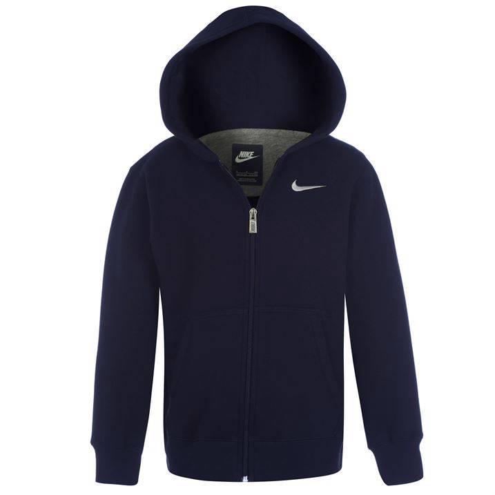 Nike Fundamentals Full Zip Hoody Juniors Kids Hoodie Nike All sizes 7 - 13 Years | eBay