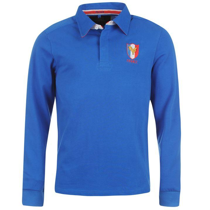 international team rugby long sleeve classic polo shirt mens all sizes s xxxl ebay. Black Bedroom Furniture Sets. Home Design Ideas