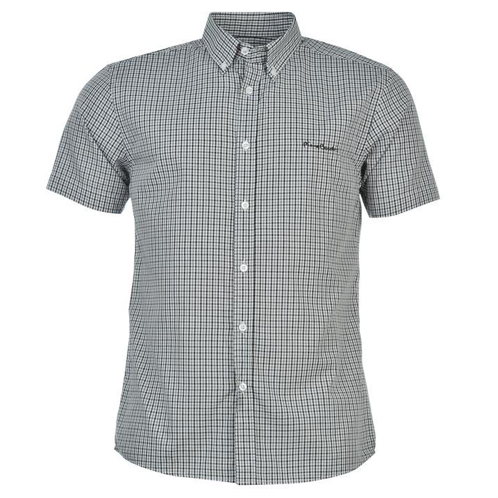 Pierre Cardin Short Sleeve C S S Shirt Mens Casual Look Top ~All Sizes S - XXXXL