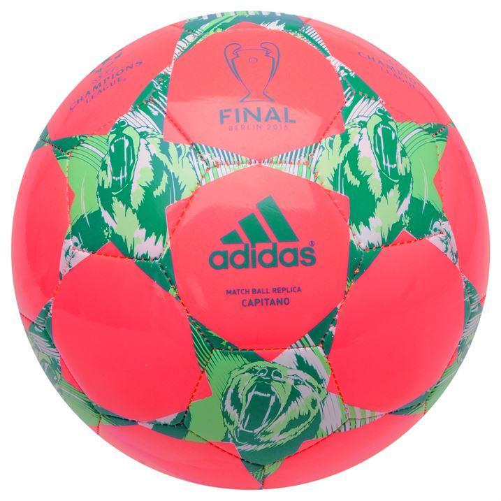 UEFA 2020 Champions League Glider Football Green Size 5