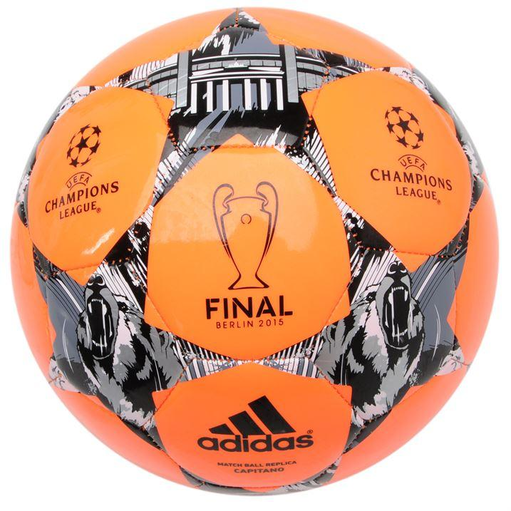foto Adidas Unveil UEFA Champions League Ball at bethedifference World Final