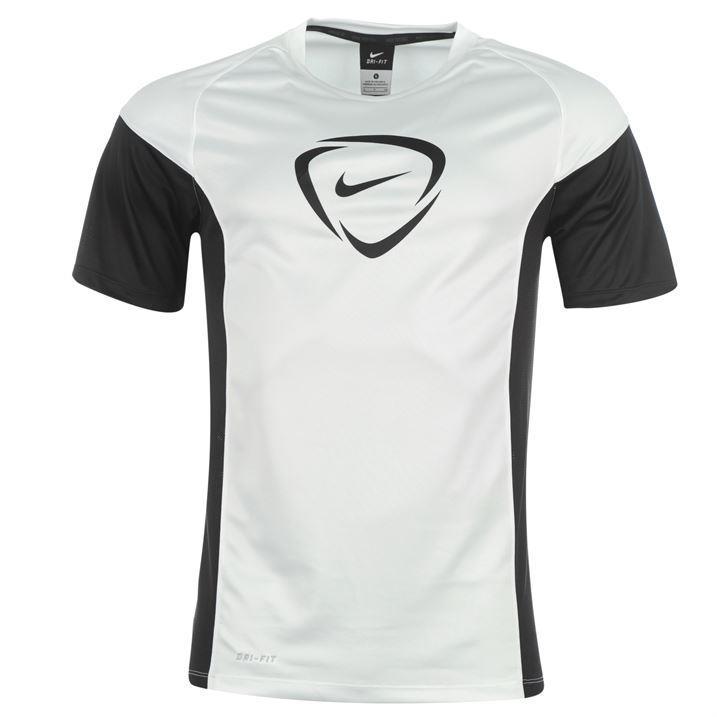 Nike Fundamental Training Top Homme Swoosh T SHIRT