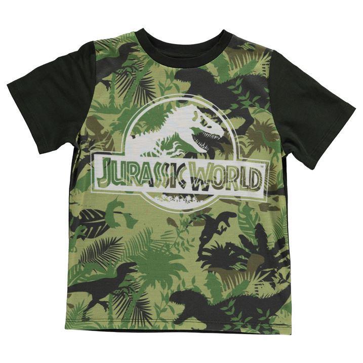 T rex dinosaur jurassic world character t shirt boys kids for 7 year old boy shirt size