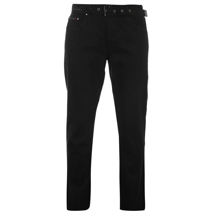 pierre cardin web ceinture jeans pantalon homme braguette zipp e fashion toutes tailles 30 40. Black Bedroom Furniture Sets. Home Design Ideas