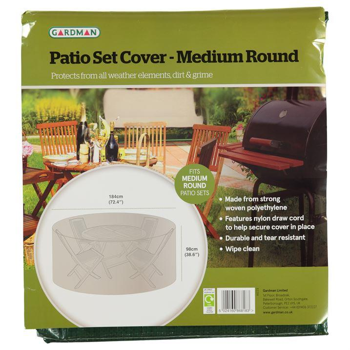 Mega Value Garden Furniture Patio Set Covers Strong Tables Chairs Many Size