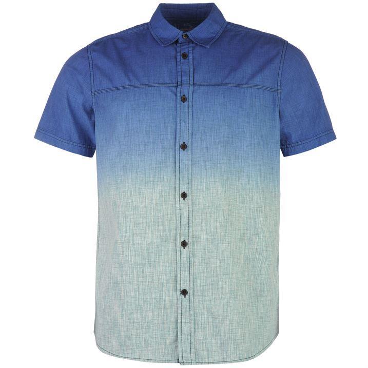 Ocean pacific dip dye shirt mens short sleeves top all for Mens dip dye shirt