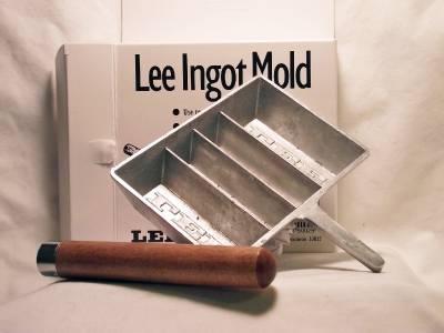 90029 Lee Ingot Mold Ebay