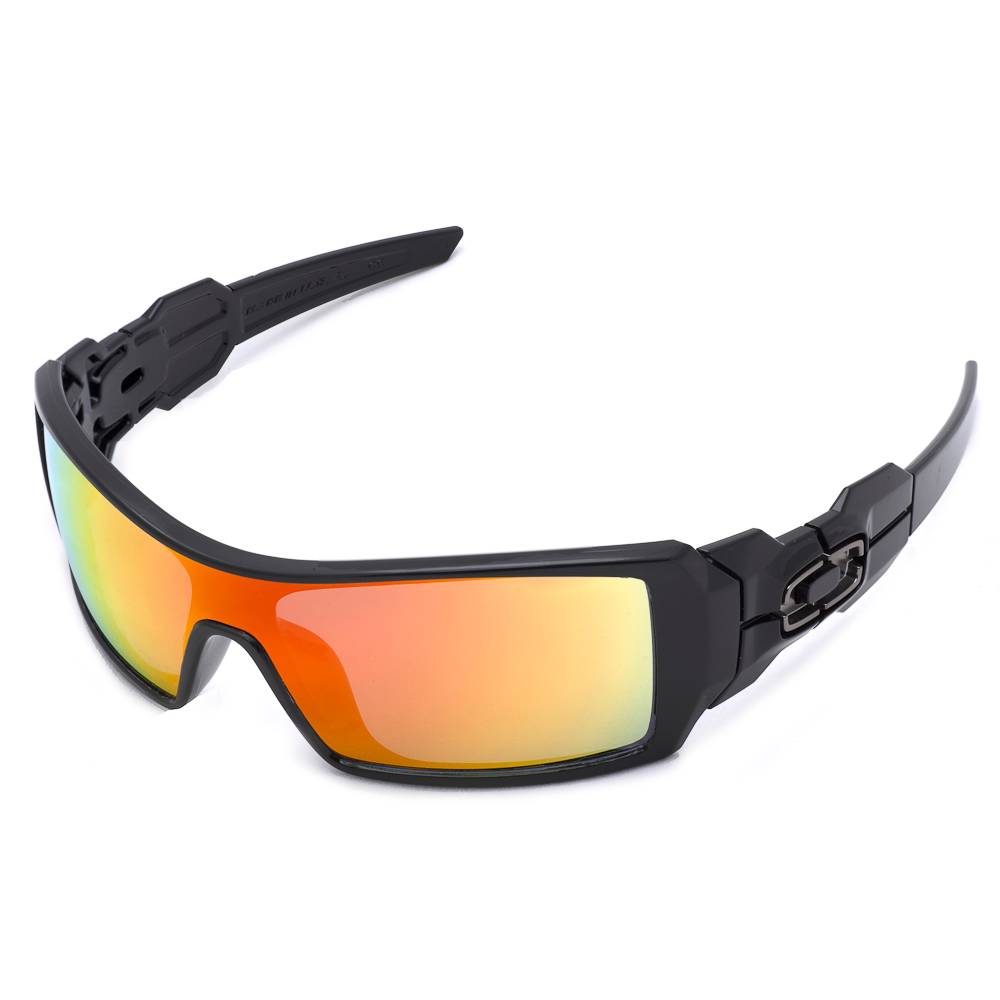 replacement lenses for oakley oil rigs  replacement