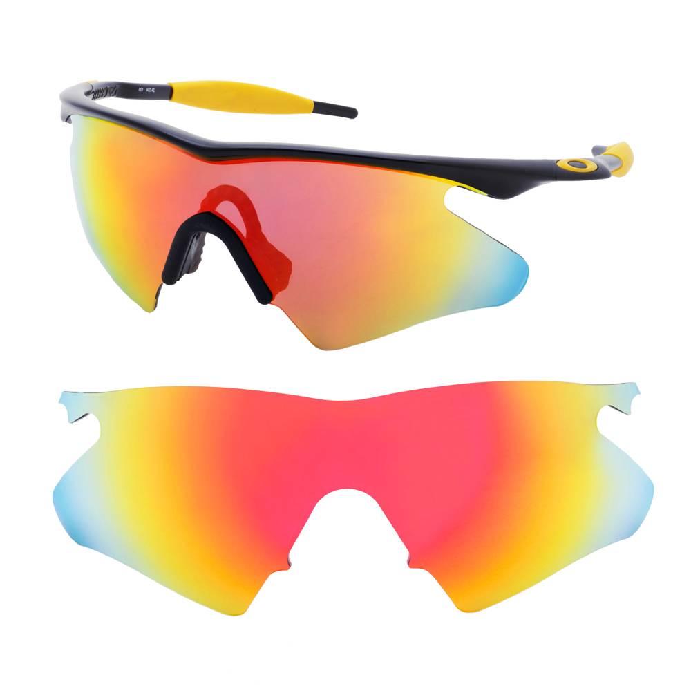 oakley 5 replacement lenses n3do  New-Maven-Polarized-Replacement-Lenses-for-Oakley-M