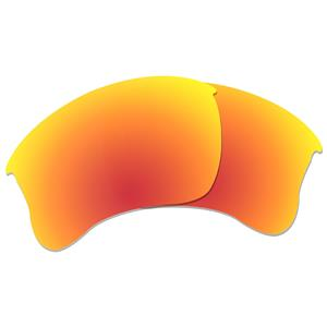 replacement lenses for oakley flak jacket  red-replacement lenses