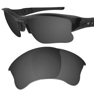 replacement oakley lenses australia  black-replacement