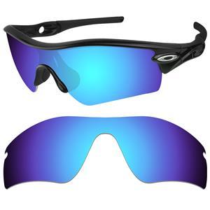 aftermarket oakley lenses  blue-replacement lenses