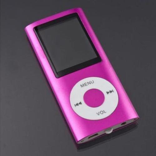 1 8 mp3 mp4 video player ultra slim 2gb neu: