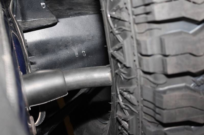 Rear Tailgate To Spare Tire Bump Stop Extensions Jeep