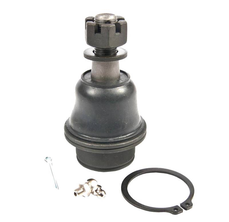 how to put grease in a ball joint