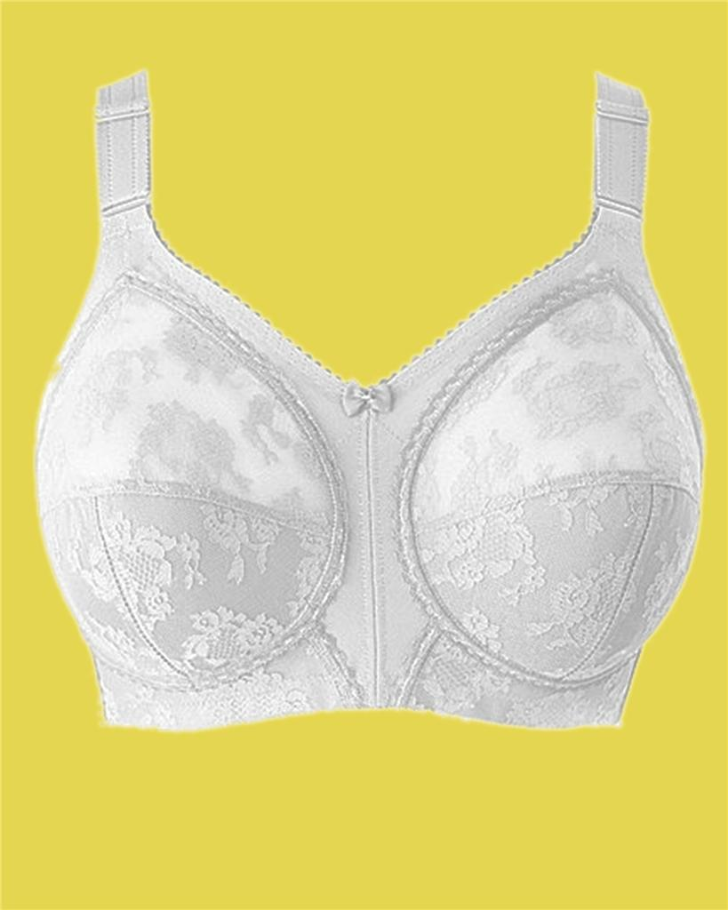 Triumph Delicate Doreen N Nude Wire Free Lacy Side Support