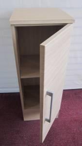new argos hygena single base floor bathroom cabinet