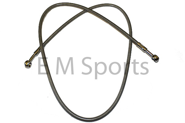 dirt pit bike 38 u0026quot  front hydraulic brake cable parts hp