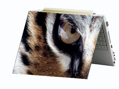 Tiger Leopard Laptop Netbook Sticker Skin Decal Cover