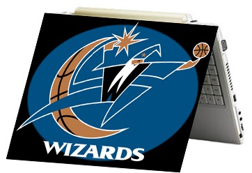 NBA Basketball Laptop Notebook Sticker Skin Decal Cover