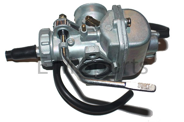 Dirt Bike Carburetor Parts : Gas carburetor honda pit dirt bike engine motor cc