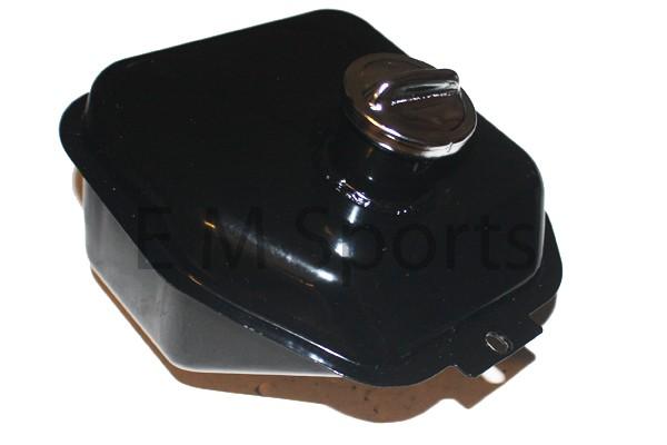 110cc super mini pocket bike gas fuel tank with cap parts. Black Bedroom Furniture Sets. Home Design Ideas