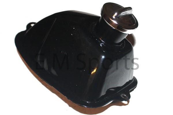 4 stroke super mini pocket bike alloy gas fuel tank cap. Black Bedroom Furniture Sets. Home Design Ideas