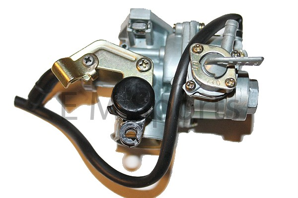 Gas scooter moped carburetor carb for honda dream 100 c100 for Honda motor credit payoff